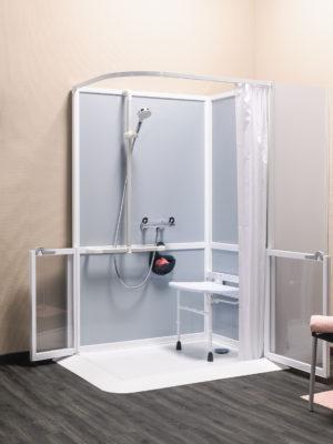 Pose douche Access à Tours (37000)